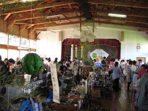 夏の工芸学校1