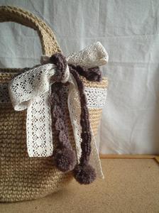 毛糸のブレード