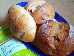 oven39さんのパン