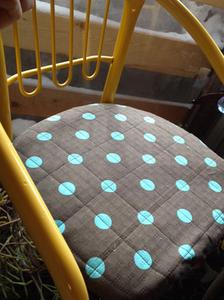 豆椅子カバー