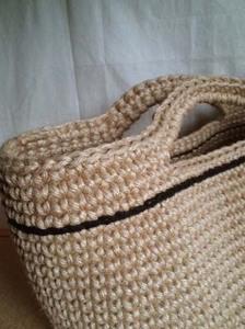 編み包んだ持ち手